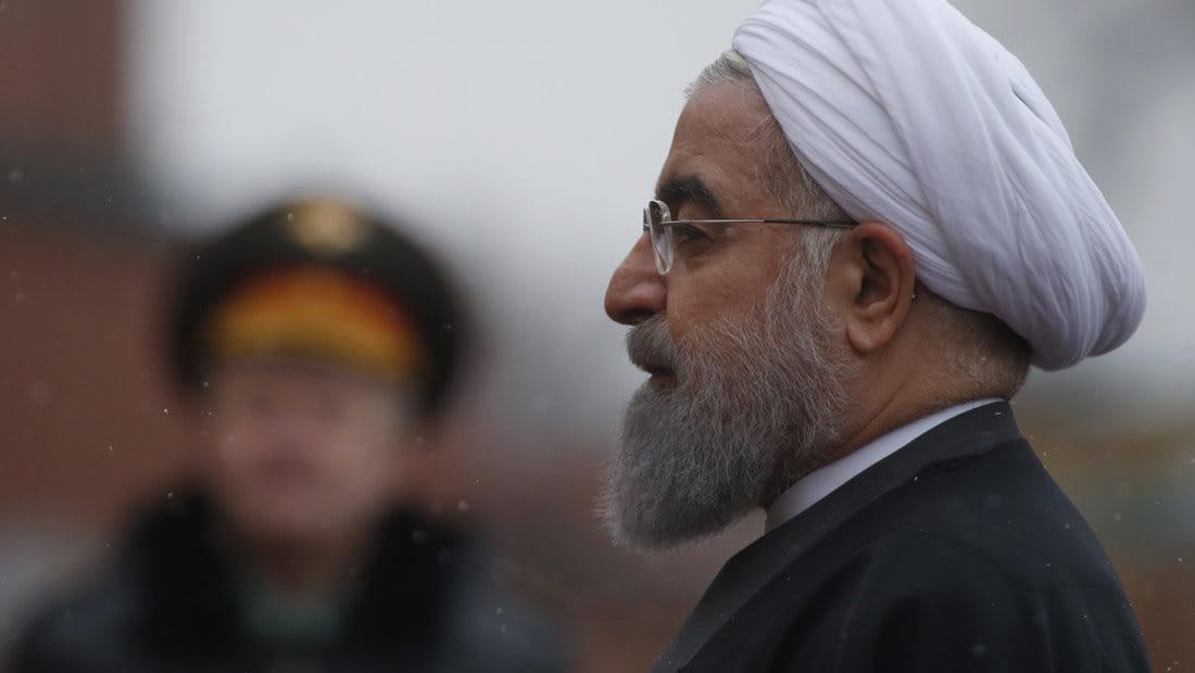 کاملیا انتخابی فرد تكتب لـCNN: روحاني بحاجة للحفاظ على هدوئه حتى يتم انتخابه