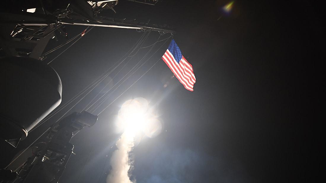 السعودية تؤيد الضربة الأمريكية بسوريا: قرار شجاع لترامب