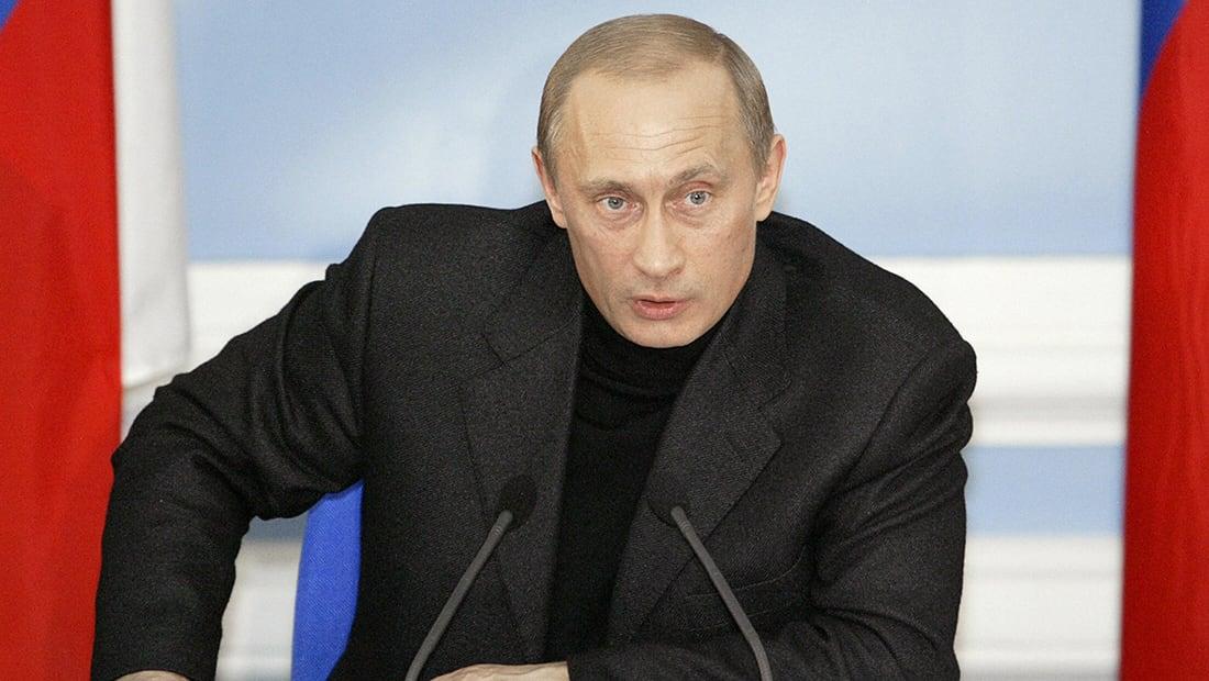 بوتين عن الضربة الأمريكية: عدوان وانتهاك وحجج واهية