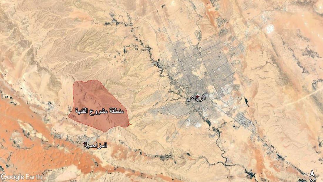 محمد بن سلمان يعلن خطة إنشاء أكبر مدينة ترفيهية سعودية في القدية