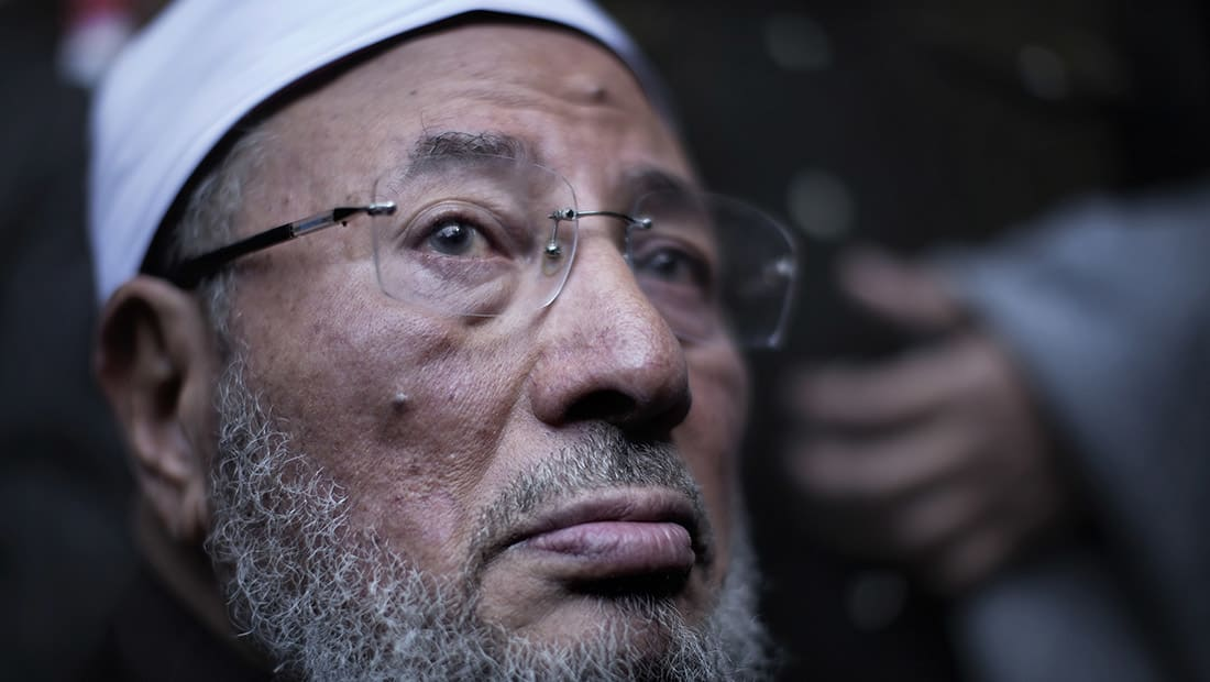 """القرضاوي يحذف تغريدته عن استهداف الأقباط.. وخلفان: حرام عليك يا """"شيخ الإرهاب"""""""