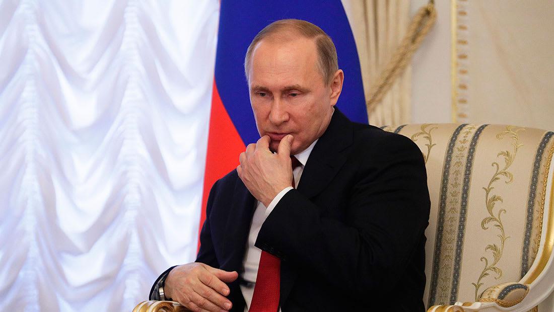 بوتين: هجوم خان شيخون الكيماوي مسرحية ولدي معلومات عن فبركة مقبلة بريف دمشق