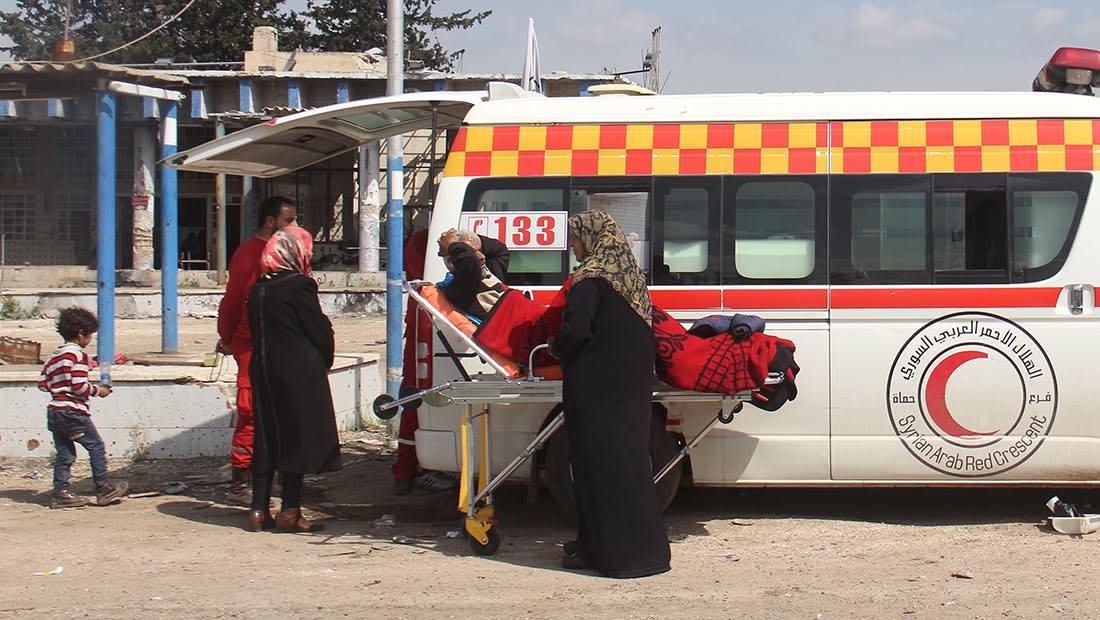 سوريا: عشرات القتلى والمصابين في تفجير استهدف النازحين من كفريا والفوعة