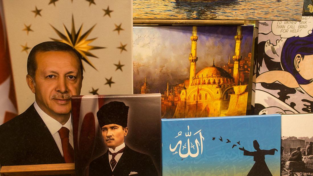أردوغان يتهم دولا أوروبية بدعم أعدائه ويربط النمو الاقتصادي بتعديل الدستور