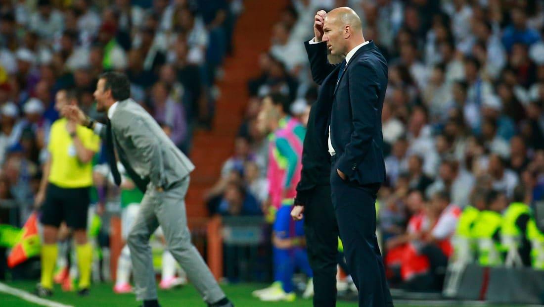 """8 معارك محلية وأوروبية تنتظر ريال مدريد بعد الخسارة في """"الكلاسيكو"""""""