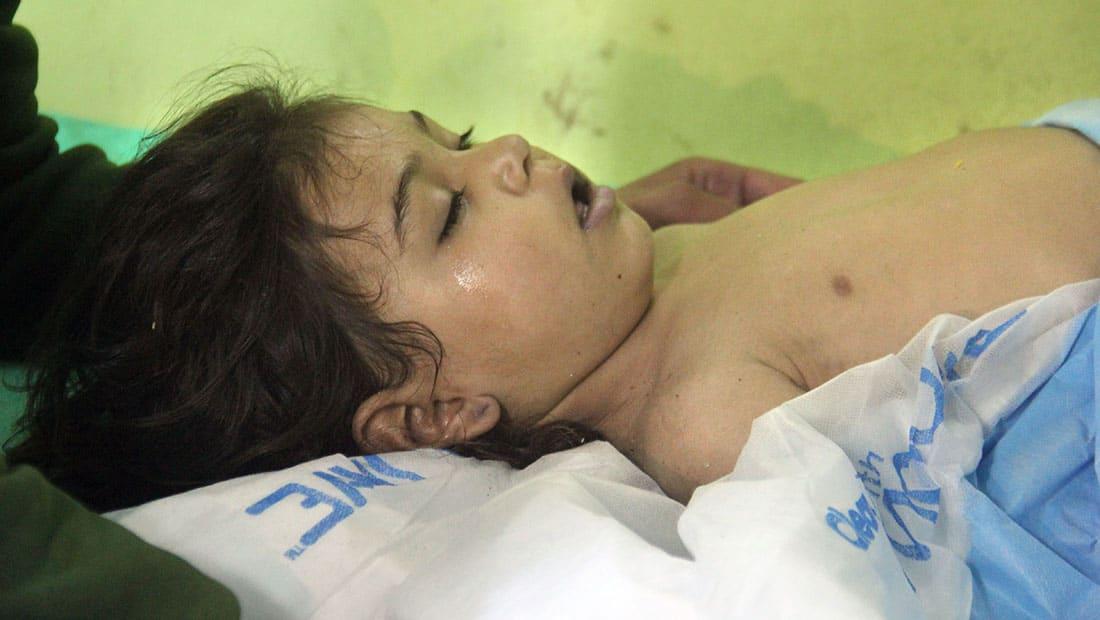 فرنسا تكشف: غاز السارين المستخدم في خان شيخون مطابق لإنتاج الأسد