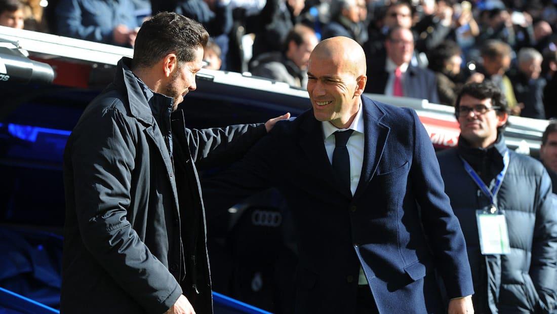 نظرة تحليلية قبل موقعة ريال مدريد وأتلتيكو مدريد الأوروبية