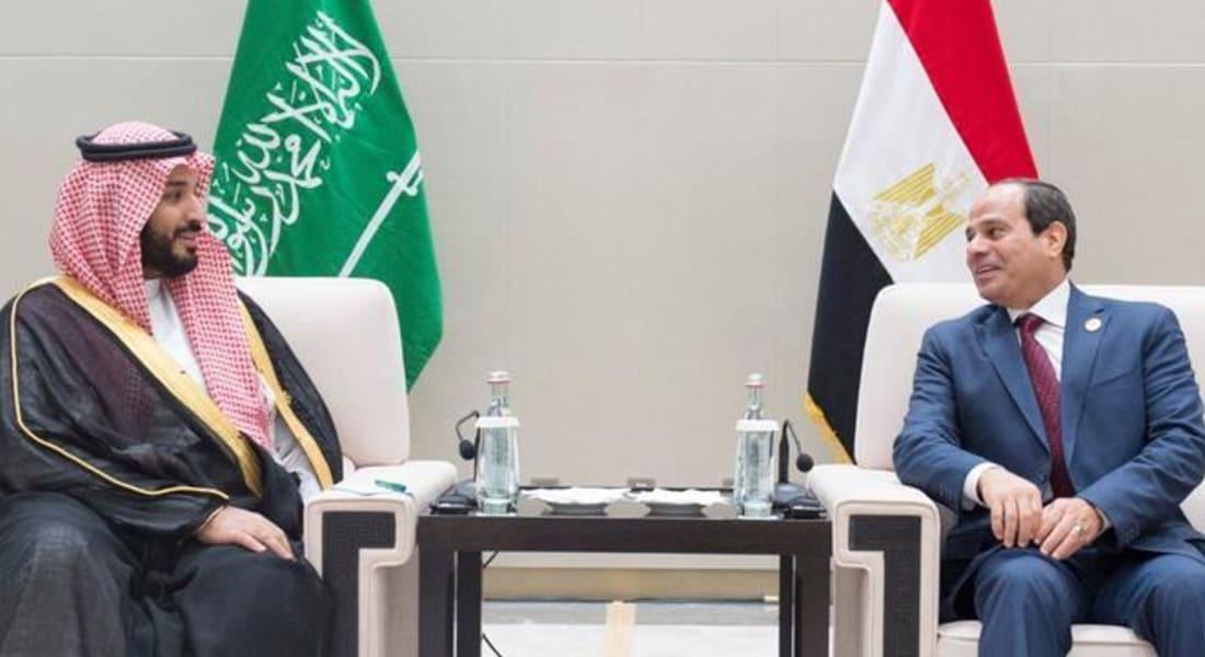 """محمد بن سلمان: الإعلام """"الإخوانجي"""" يحاول خلق صدع بين السعودية ومصر.. ولا خلاف حول """"سعودية"""" تيران وصنافير"""