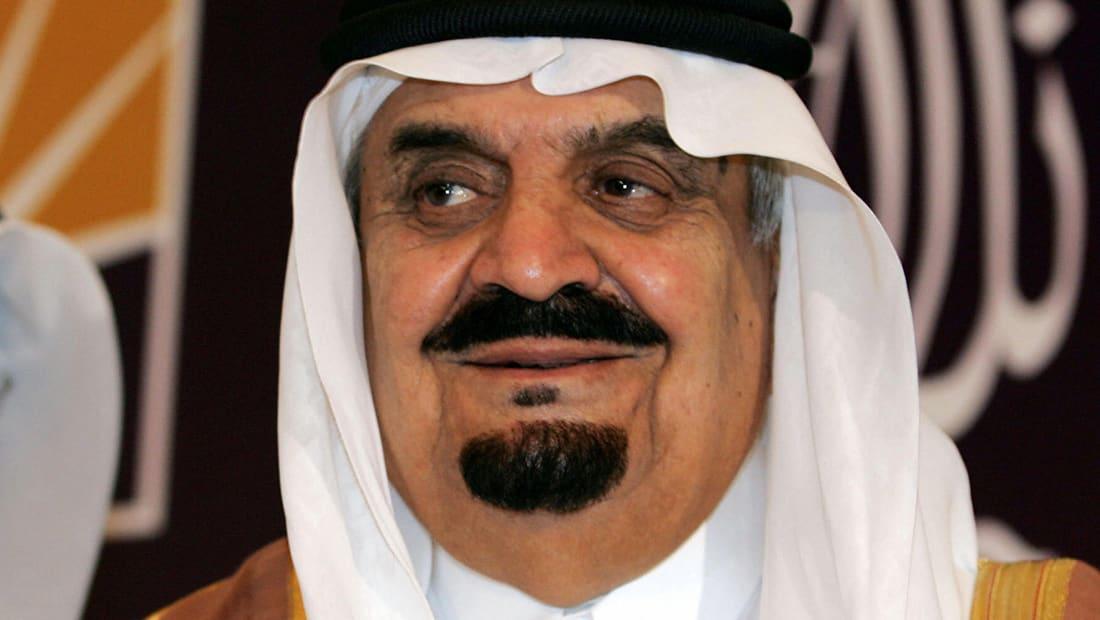 السعودية: وفاة الأمير مشعل بن عبدالعزيز رئيس هيئة البيعة