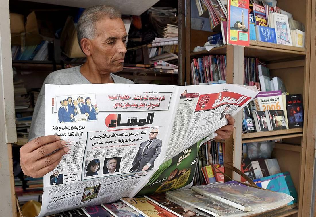 تقرير: التعبير السلمي عن الرأي بالمغرب قد يؤدي للسجن.. والحكومة ترّد