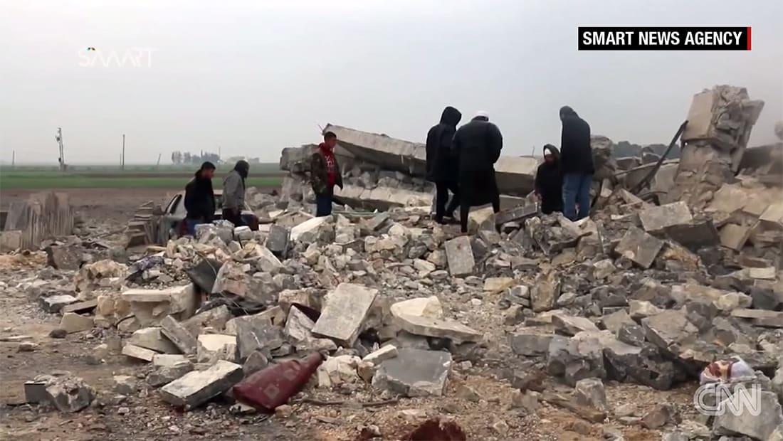 مصدران بالبنتاغون يؤكدان لـCNN استهداف أمريكا لمجمع يتضمن مسجدا بسوريا