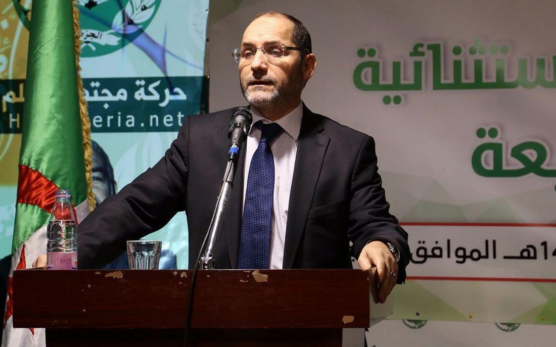 القوة السياسية الإسلامية الأولى بالجزائر تشكّك في نسبة المشاركة وتتحدث عن استمرار التزوير