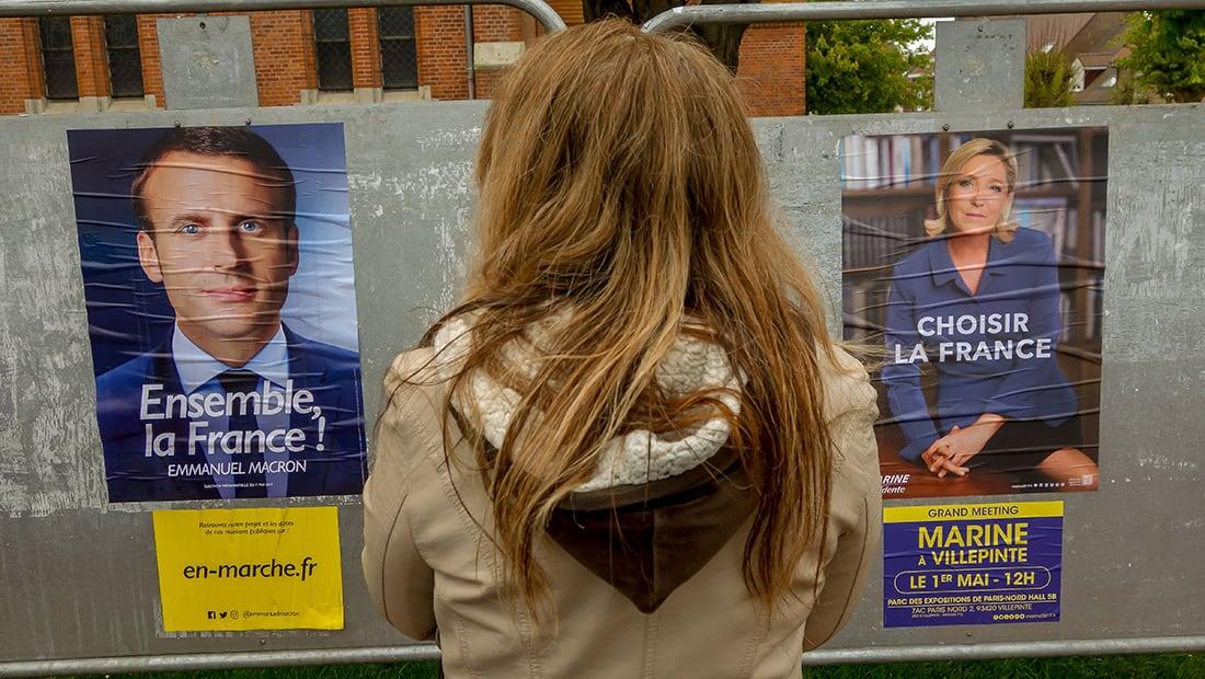 الفرنسيون يدلون بأصواتهم بانتخابات مصيرية قد تخرجهم من الاتحاد الأوروبي