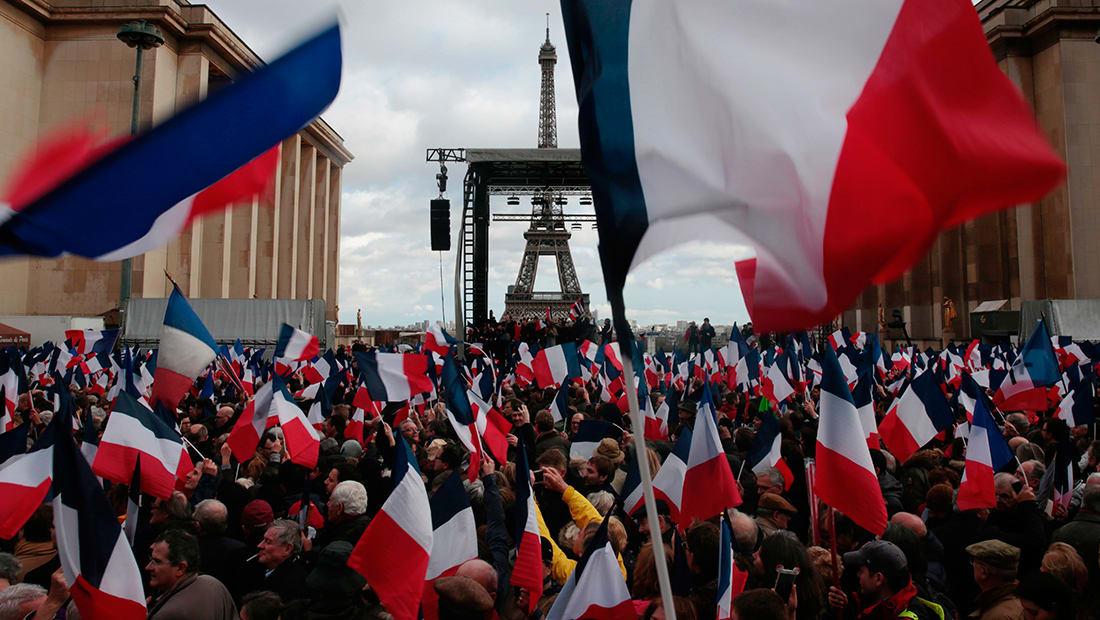 الداخلية الفرنسية: نسبة التصويت حتى الساعة 12 بلغت 28.23%