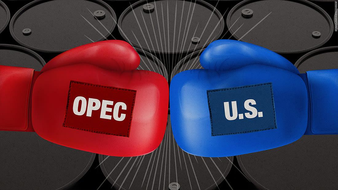 الصخر الزيتي الأمريكي شوكة في خاصرة أوبك.. هل نشهد حرب أسعار جديدة في سوق النفط؟
