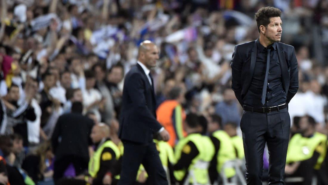 أتلتيكو مدريد مطالب بأداء مثالي وريال مدريد يطمح للضربة القاضية