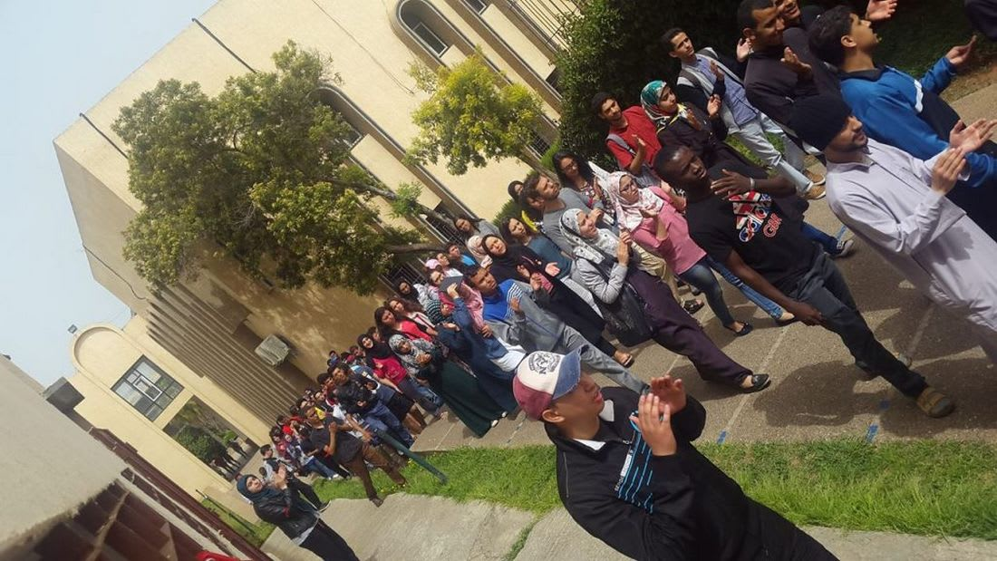 المغرب.. احتجاج طلبة مهندسين يصل إلى البرلمان