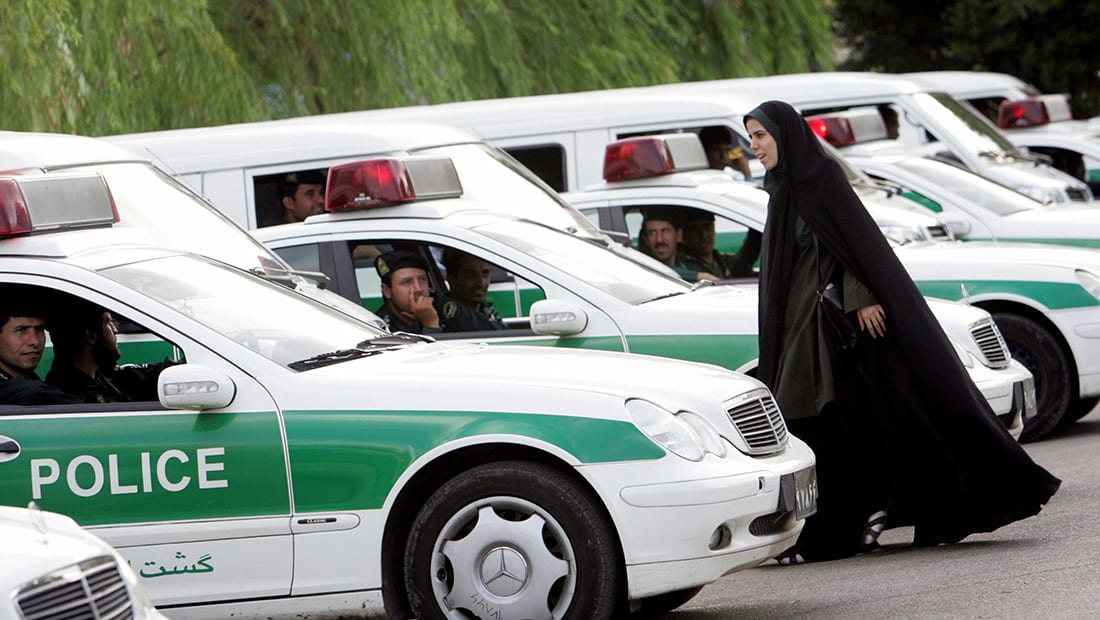 """إيران تعلن إحباط عملية إرهابية لـ""""زمرة مناوئة للثورة"""""""