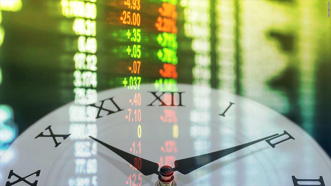 """هل سنشهد """"ساعة ذرية"""" بأسواق الأسهم العالمية قريباً؟"""