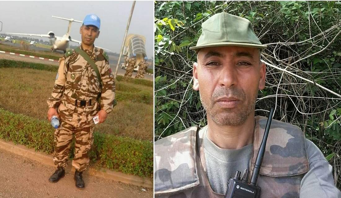 مبارك عزيز.. قصة جندي مغربي بقطاع الصحة قُتل في مهمة أممية لحفظ السلام