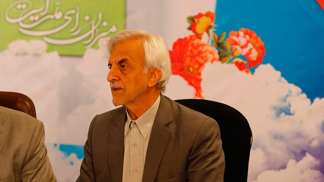 المرشح هاشمي طبا: سأصوت لصالح روحاني بانتخابات إيران