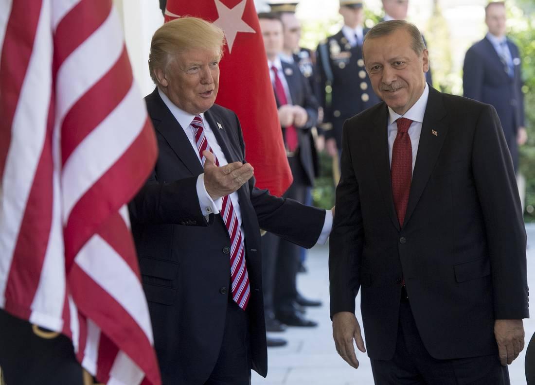 هذه ثلاثة محاور كبرى ستكون على طاولة لقاء ترامب وأردوغان