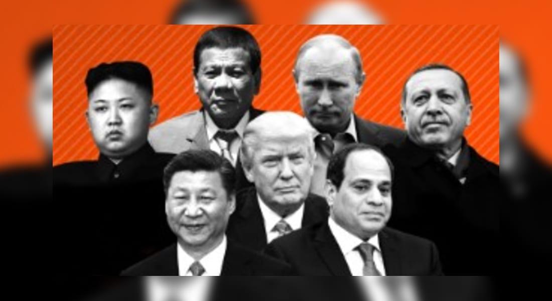 """بينهم السيسي وأردوغان وبوتين.. رؤساء يرى محللون أن ترامب """"يحسدهم"""" على سلطاتهم"""