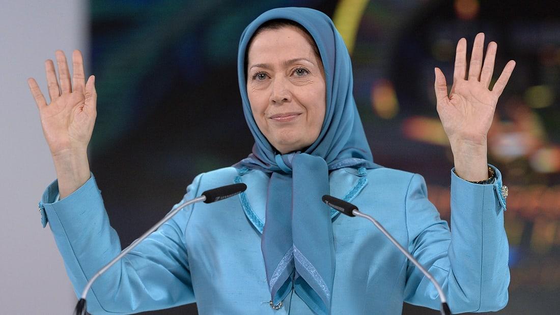 "مريم رجوي تهاجم ""مهزلة"" انتخابات إيران: نصف مليون صوت للحرس الثوري"
