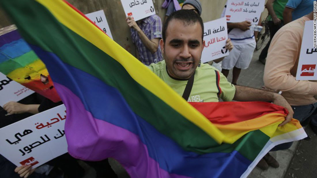 """""""بيروت برايد"""".. المثليون يتحركون وسط جدل في لبنان"""