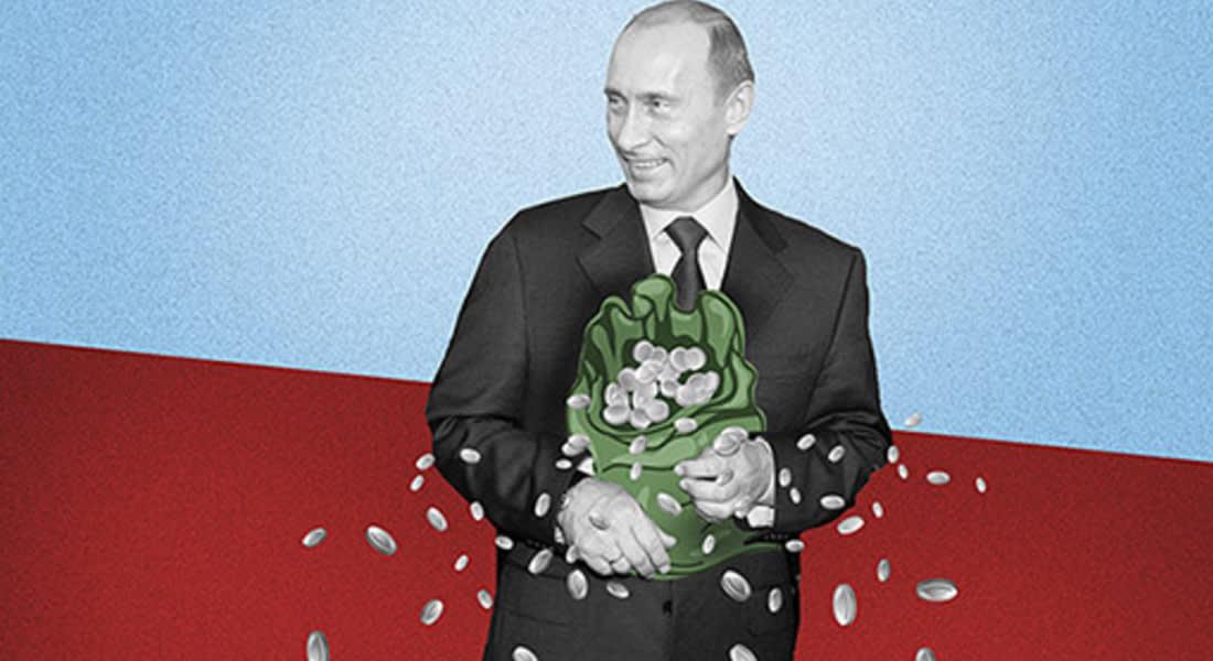 روسيا تشتري المزيد من الدين الأمريكي.. والسبب؟