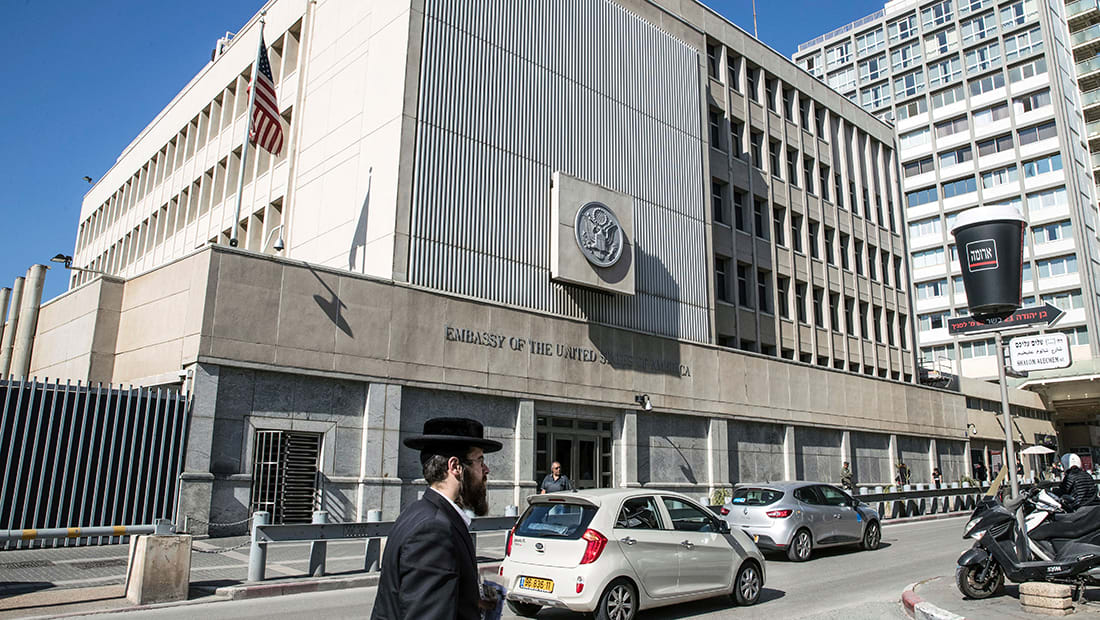مصدر لـCNN: خطط إعلان نقل سفارة أمريكا للقدس لم تعد موجودة