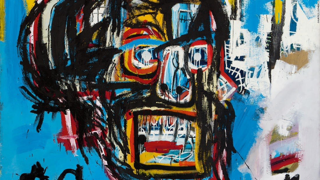 هذه اللوحة التي بيعت مقابل 110.5 مليون دولار