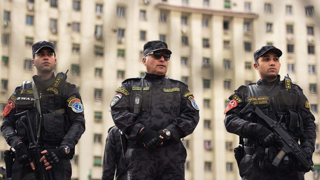 """مصر تنفذ حكم الإعدام بحبارة المتهم الرئيسي بـ""""مذبحة رفح"""" الثانية"""