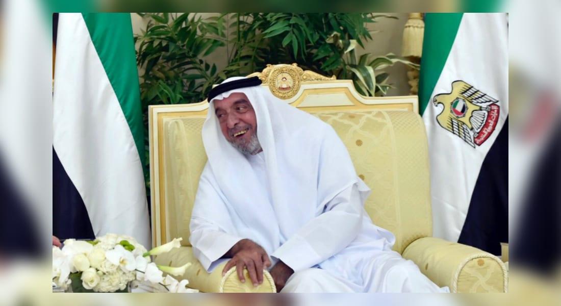 """تويتر يستقبل ظهور الشيخ خليفة بن زايد في عيد الفطر بـ""""فرحة كبيرة"""": عيدنا عيدين بشوفتك يا بوسلطان"""