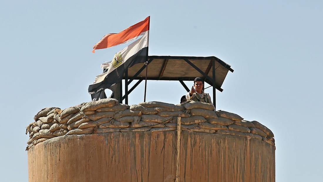 جيش مصر: احباط هجوم إرهابي بسيناء ومقتل 40 تكفيريا