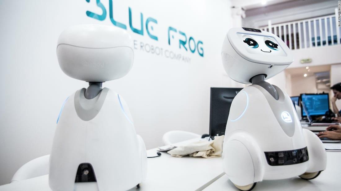 هل يمكن لهذه الروبوتات القضاء على الوحدة؟