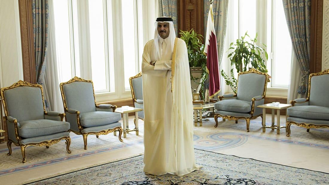 أمير قطر: مستعدون للحوار.. وأي حل يجب أن يحترم السيادة وألا يكون في صيغة إملاءات