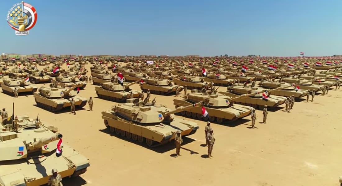 """بالفيديو.. تعرّف على قاعدة محمد نجيب العسكرية في مصر """"الأكبر في الشرق الأوسط"""""""