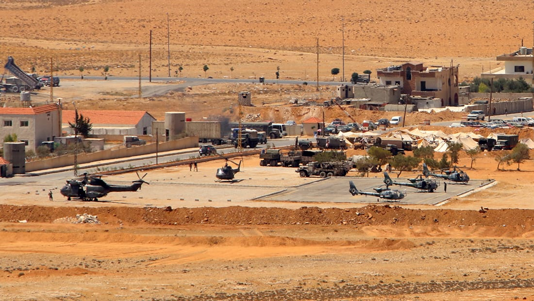 """جيش لبنان: تحرير 30 كيلومترا مربعا من قبضة داعش باليوم الأول لـ""""فجر الجرود"""""""