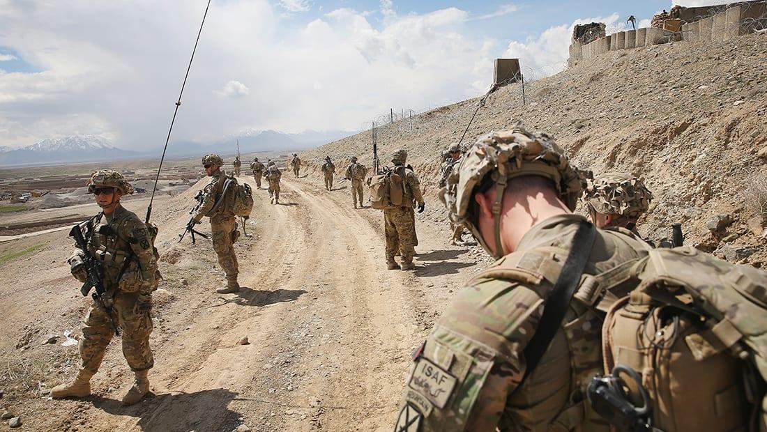 كامليا انتخابي فرد تكتب لـCNN: آريانا سعيد هي التهديد وليس الجنود الأمريكيين