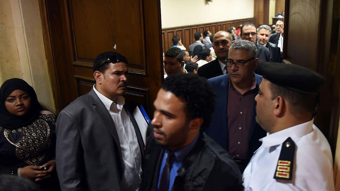 """جمال عيد لـCNN: نظام السيسي دفع """"أعز أصدقائه"""" لتجميد جزء من المعونة"""