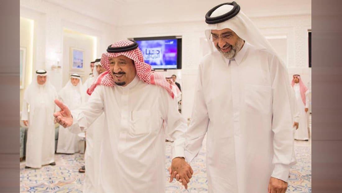 """الشيخ عبدالله آل ثاني يدعو مسؤولي قطر لرفع """"حجب"""" رقم عمليات خدمة القطريين بالسعودية"""