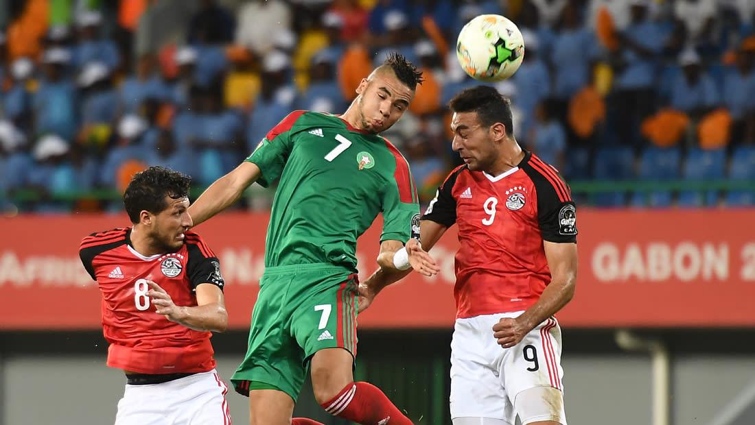 مصر وتونس تقتربان من الوصول إلى كأس العالم 2018