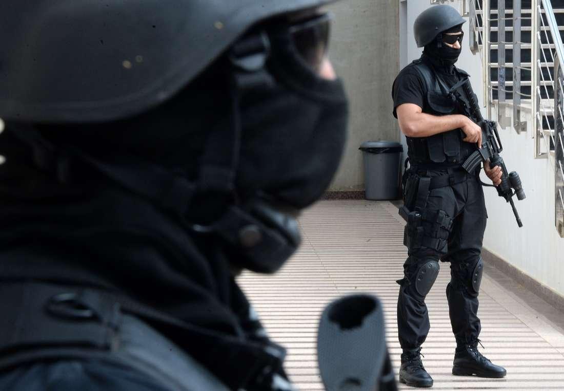 """المغرب وإسبانيا يعلنان تفكيك """"خلية إرهابية خططت لمهاجمة"""" البلدين"""