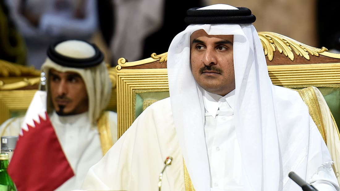 إعلامي قطري: اتصال الأمير تميم جاء بناء على قاعدة قرآنية