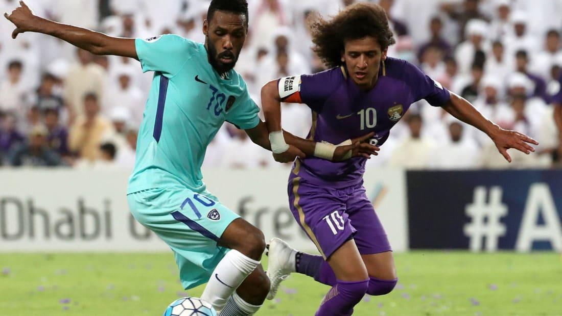عمر عبد الرحمن: جئنا إلى الرياض للفوز على الهلال والتأهل لنصف نهائي أبطال آسيا