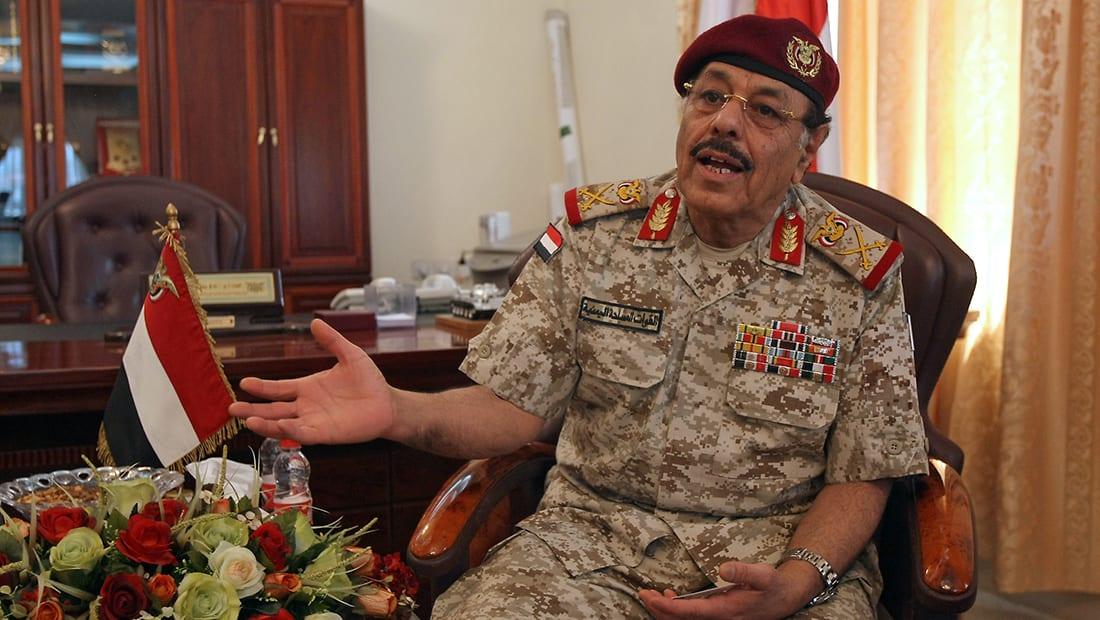 علي محسن الأحمر: الحوثي يستعد لتصفية من ساعده