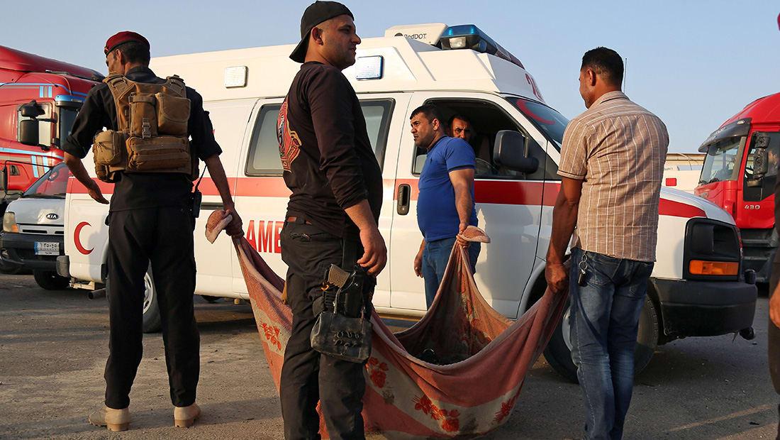 العراق: 50 قتيلاً إثر هجوم مزدوج في الناصرية.. وداعش يتبنى
