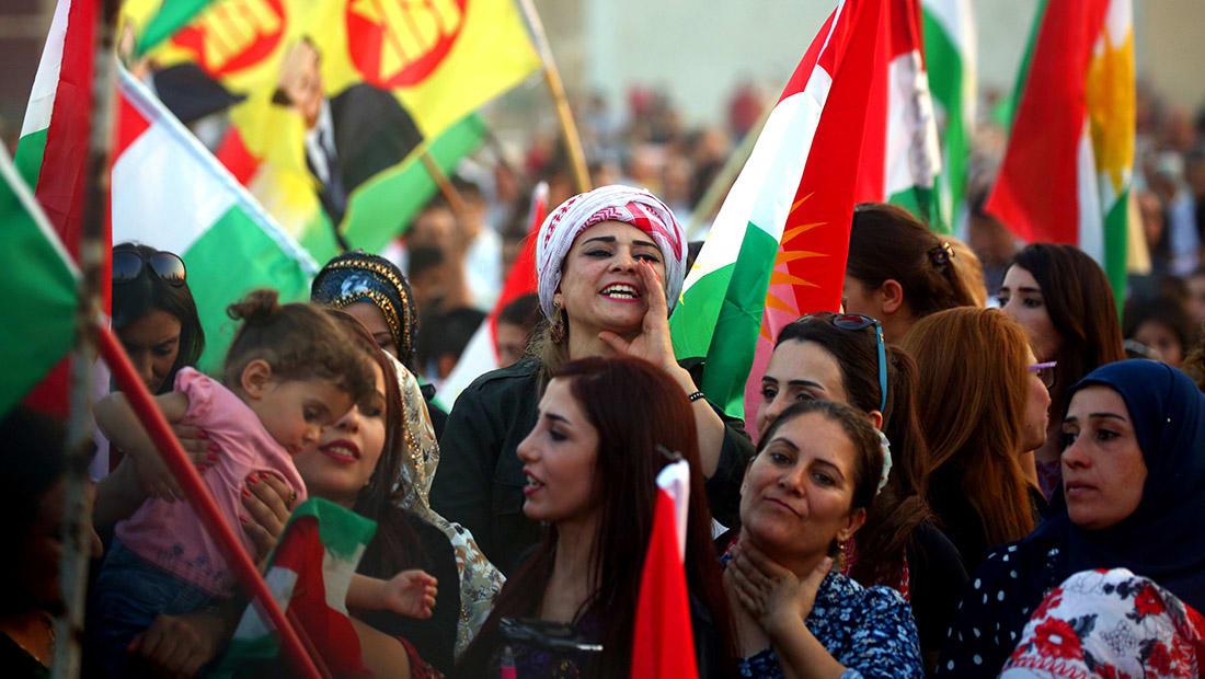 """أردوغان يحذر بارزاني من """"تجاوز الحدود"""" وإجراء استفتاء استقلال كردستان"""