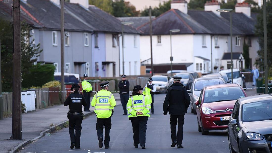 """""""تفجير لندن"""".. الشرطة تخلي مبنى بسيوري بعد اعتقال مشتبه به"""